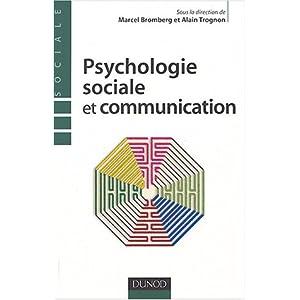 Psychologie sociale et communication