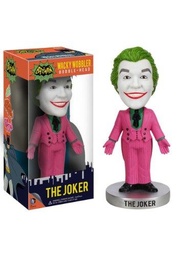 Funko DC Comics: Joker 1966 Wacky Wobbler - 1