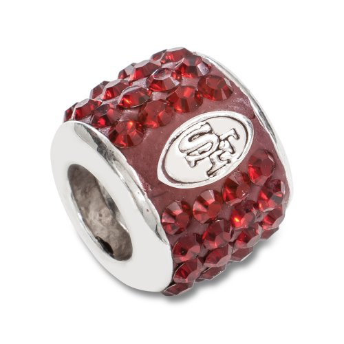 NFL San Francisco 49ers Premier Bead at Amazon.com