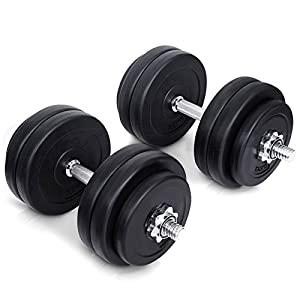 TNP Accessories Dumbbell Weights Set 30KG