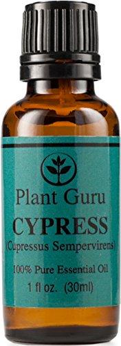 Cypress Essential Oil. 30 Ml (1 Oz) 100% Pure, Undiluted, Therapeutic Grade.