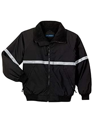 Amazon.com: Port Authority Men's Big Challenger Work Jacket Reflective