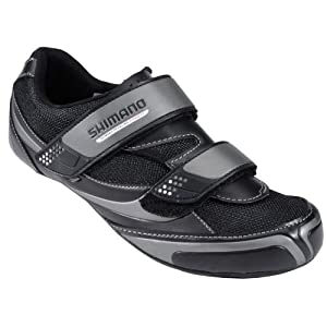Shimano Men's Road Cycling Shoes Black-43.0
