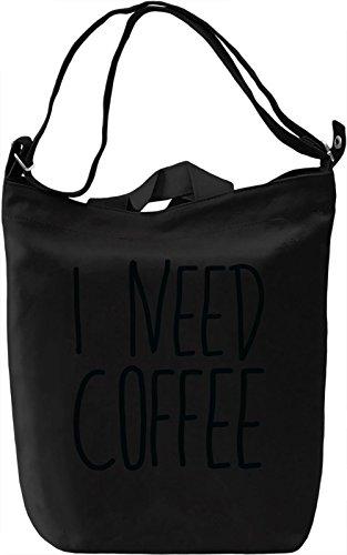 i-need-coffee-slogan-bolsa-de-mano-dia-canvas-day-bag-100-premium-cotton-canvas-dtg-printing-