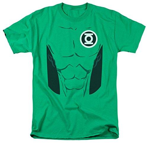 [Green Lantern Kyle Rayner Costume T-Shirt] (Kyle Rayner Costumes)