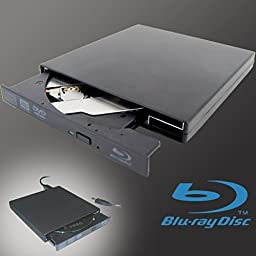 Generic External USB 3.0 CT40N 6x Blu-Ray Combo Supports 3D Super Multi NEW