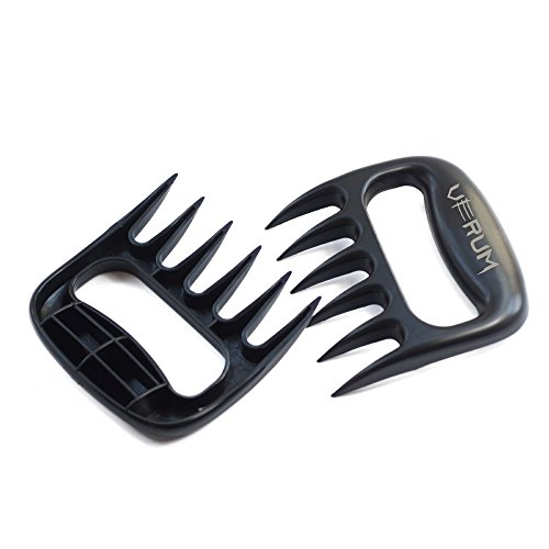 Meat Claws - BBQ Bear Paws - Pulled Pork Shredder - Camping Cold Meat Forks (Meat Smoking Tools compare prices)