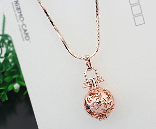 Amazing Aromatherapy Diffuser Necklaces