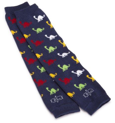 BabyLegs Little Foot Leg Warmer, Blue Combo, One Size