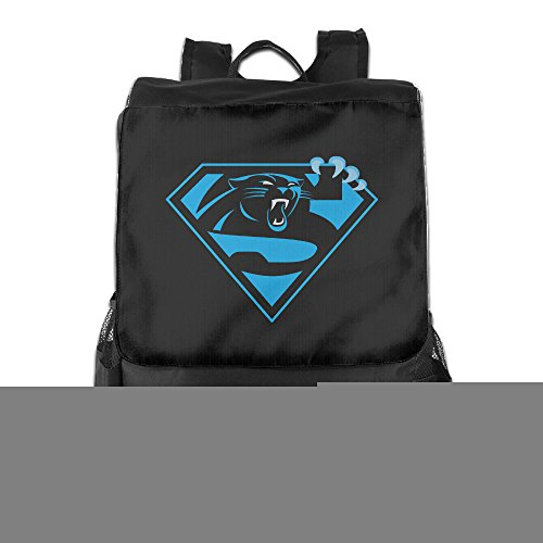 AIJFW Outdoor Travel Bag - Super Panthers Unisex Backpack Daypack Bookbags Rucksack Sports Bag (Vacation Quest H compare prices)
