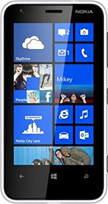 Nokia Lumia 620 (White)
