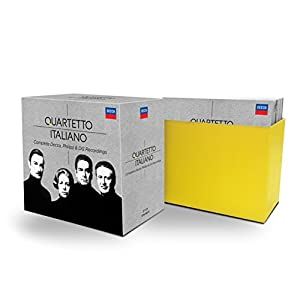 Quartetto Italiano: Complete Decca,Philips & DG Recordings from Universal Music Group