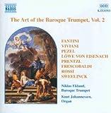 The Art Of The Baroque Trumpet Vol. 2 - Niklas Eklund, Knut Johannessen