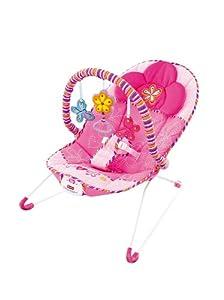 Baby Gear T5051 - Hamaca Confort Rosa (Mattel) por Fisher Price - BebeHogar.com