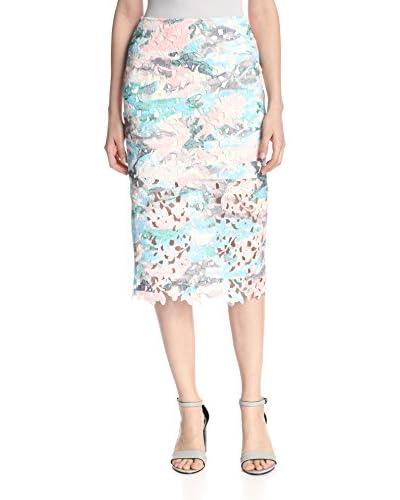 ADDISON Women's Claudia Midi Pencil Skirt