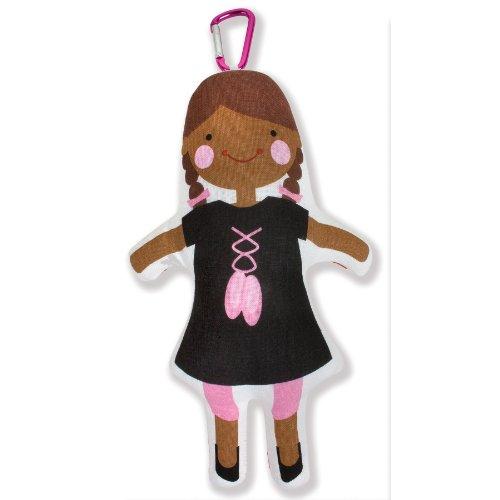 "North American Bear Company Sophie & Lili Lena 7"" Doll"