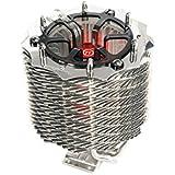 Thermaltake SpinQ VT - Prozessorkühler - ( Socket 754, Socket 775, Socket 939, Socket 1156, Socket AM2, Socket AM2+, Socket 1366, Socket AM3 ) - Kupfer mit Aluminiumbasis - 80 mm