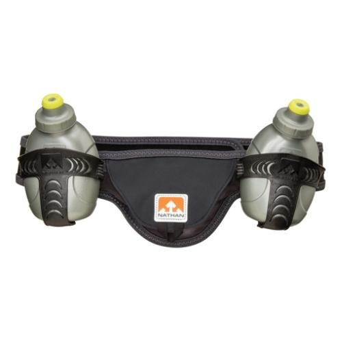 Nathan Nathan Speed 2 Hydration Belt, Black, Small
