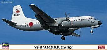 1/144 YS-11 海上自衛隊 第61航空隊 (10806)