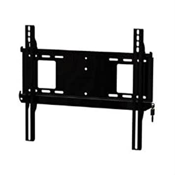 Peerless Flat Panel Wall Mount, Black 26 - 46'', 48kg, VESA 400x400, PFL640 (26 - 46'', 48kg, VESA 400x400)