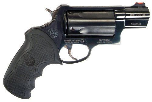 Pachmayr Diamond Pro Grip for Taurus Compact Public Defender with Steel Frame