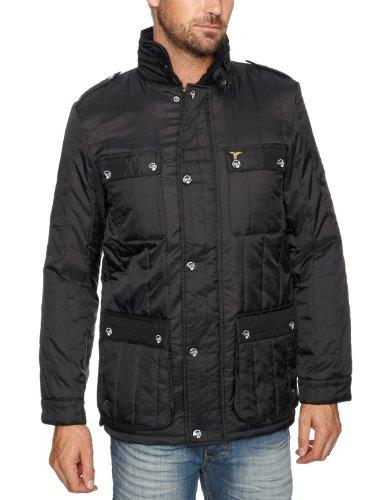 Le Breve Season Men's Jacket Black Medium