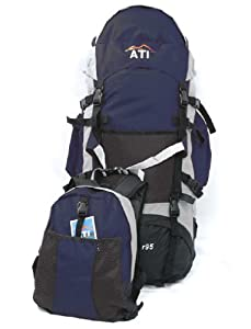 ATI Rainier95 95L Internal Frame Hiking Backpack