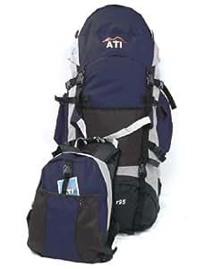 ATI Rainier95 95L Internal Frame Hiking Backpack