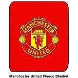 Man Utd Fleece Blanket