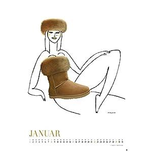 Schuhe Posterkalender - Kalender 2017: Mein Schuh, mein Kleid.