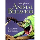 img - for Principles of Animal Behavior - 1st (First) Edition (Hardcover) ( ) book / textbook / text book