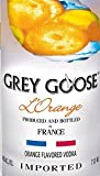 GREY GOOSE L'Orange (Orange) French Vodka 100cl