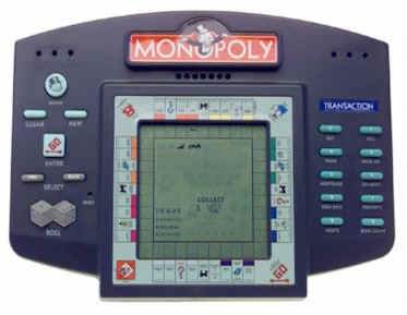 Monopoly Handheld - Buy Monopoly Handheld - Purchase Monopoly Handheld (Hasbro, Toys & Games,Categories,Games)