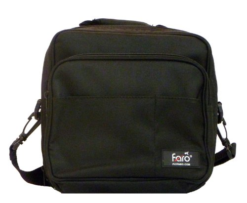 Faro Farobag-Black Premium Luxury Headset Bag - Black