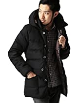 (ビームス) BEAMS Traditional Weatherwear × BEAMS / 別注 WEVERLY ダウン 11181329118 BLACK M