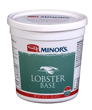 Minor'S Lobster Base - 1 Lb. Cup