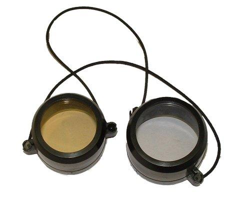 Wideview Scope Mount 32mm Haze Filter Lens Caps