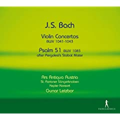 Concerto for 2 Violins in D Minor, BWV 1043: I. Vivace