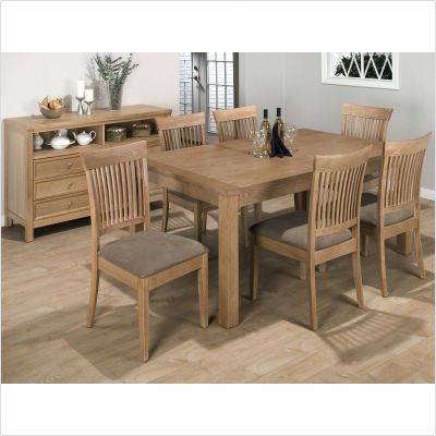 Oak dining room sets for sale best price 7 piece rectangular dining table set in light and - Oak dining room sets for sale ...