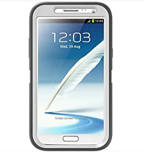 OtterBox Defender Series Case and Holster for Samsung Galaxy Note 2 - Glacier
