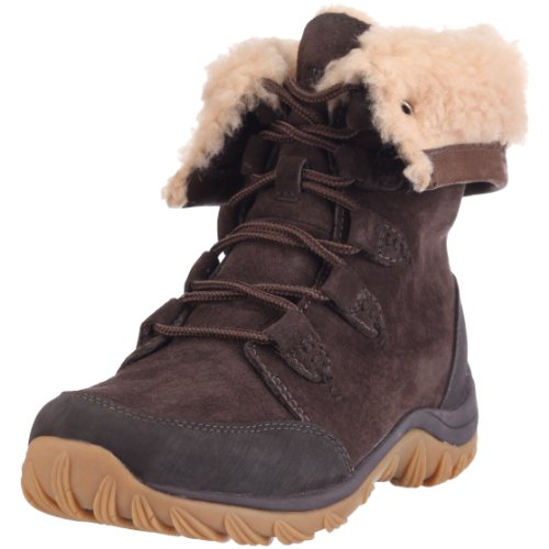Patagonia Women's Stubai Waterproof Insulated Winter Boot,Velvet Brown/Suede,7.5 M US