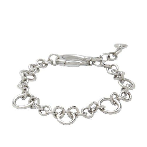 Fossil JF87570040 17.5 centimetres Stainless Steel Bracelet