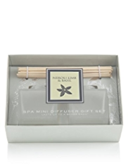 Signature Spa Neroli Lime & Basil Diffuser Sticks Gift Set