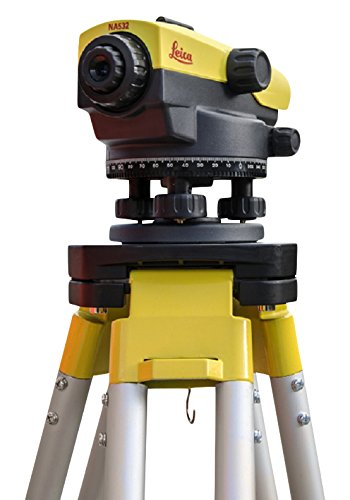 Leica Geosystems 840385 NA524 Automatic Optical Level