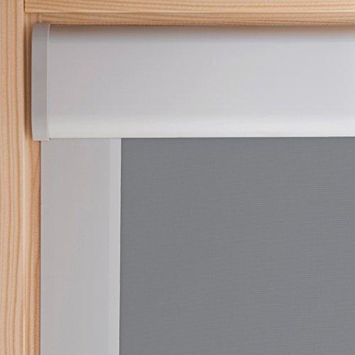 Tenda a rullo oscurante per finestre sottotetto velux for Finestre velux amazon