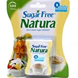 Sugar Free Natura Pellets (100 Pellets) (Pack of 4)