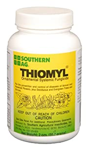 Thiomyl Ornamental Systemic Fungicide 2oz (Gen Cleary's)