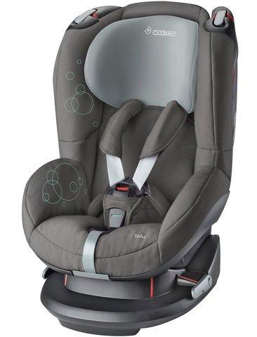 Autositz Tobi Steel grey