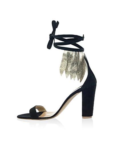 L37 Sandalo Con Tacco Tinker Bell