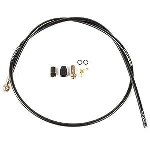 Hayes Prime Brake Hose Kit, Black, 190cm